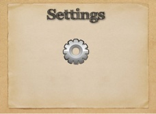 Setting Tutorial