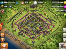 Bfile clash of clans town hall 9 farming base sciox Choice Image